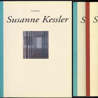 Susanne Kessler. Flechtwerke – Bilder und Gebilde