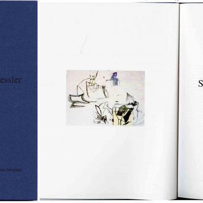 Susanne Kessler. Bilder, Konstruktionen, Arbeiten auf Papier