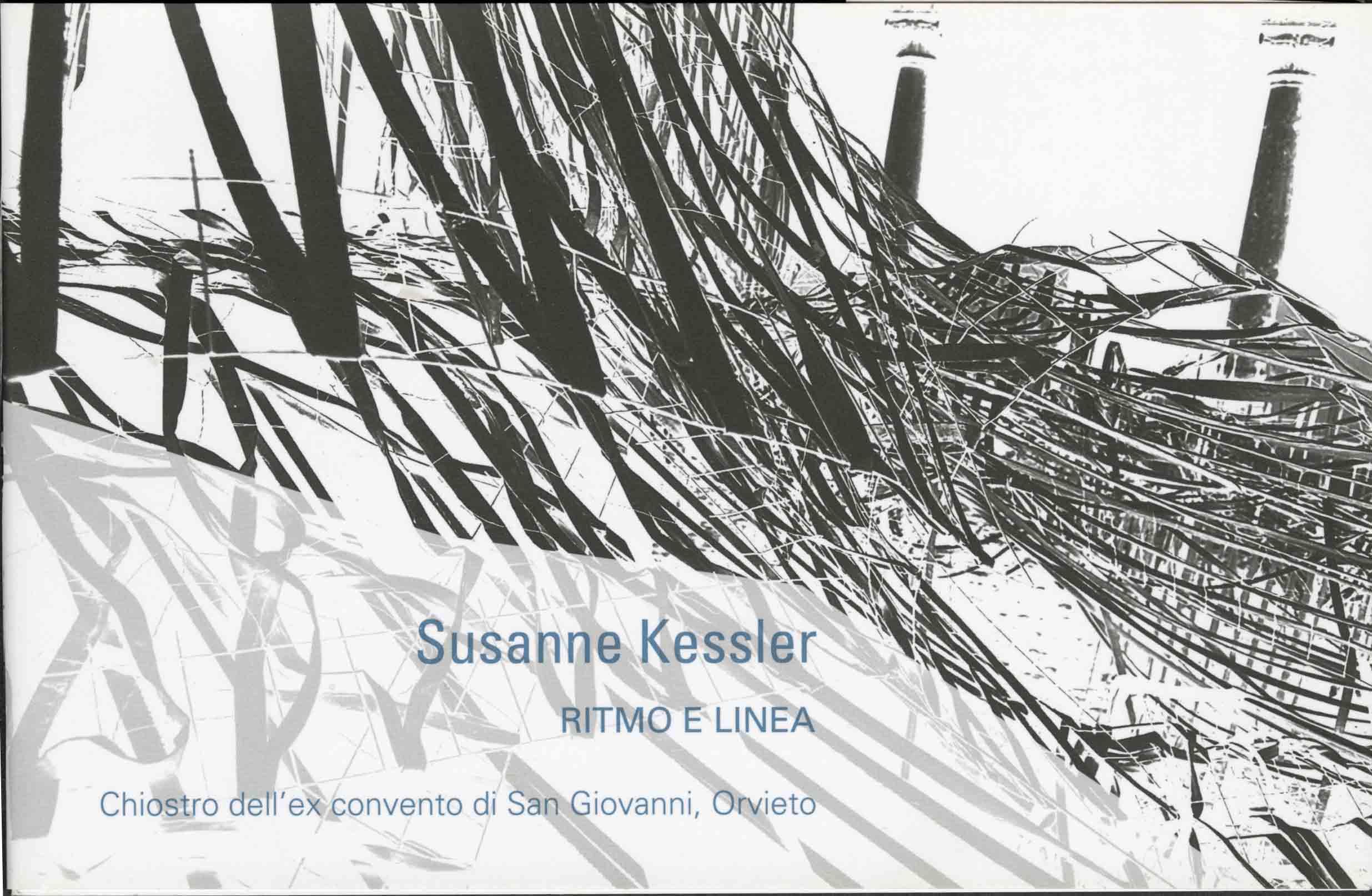 Susanne Kessler. Ritmo e Linea