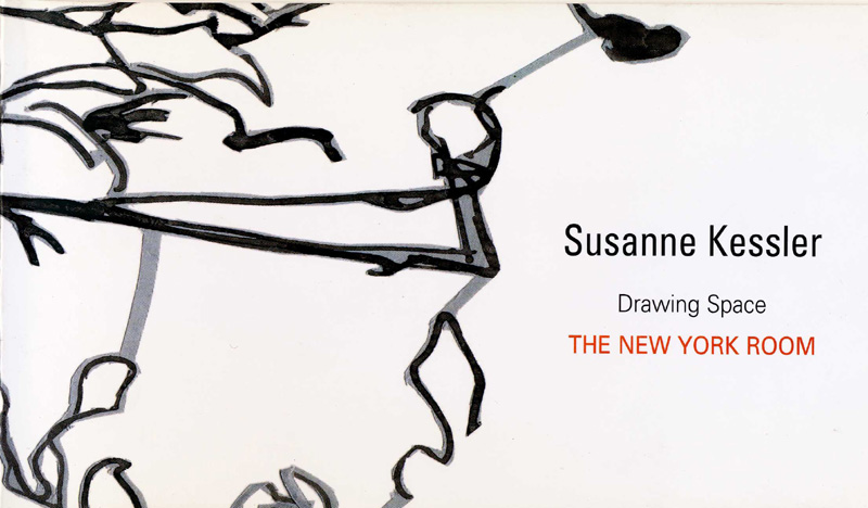 Susanne Kessler. Drawing Space -The New York Room