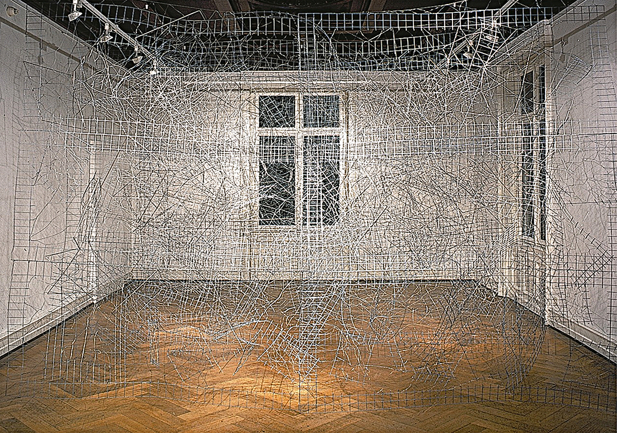 """Wired Room"", 2002-2005"