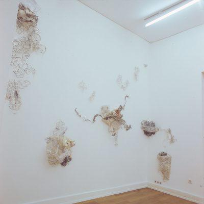 """Raum-Linie-Form"", 2007"