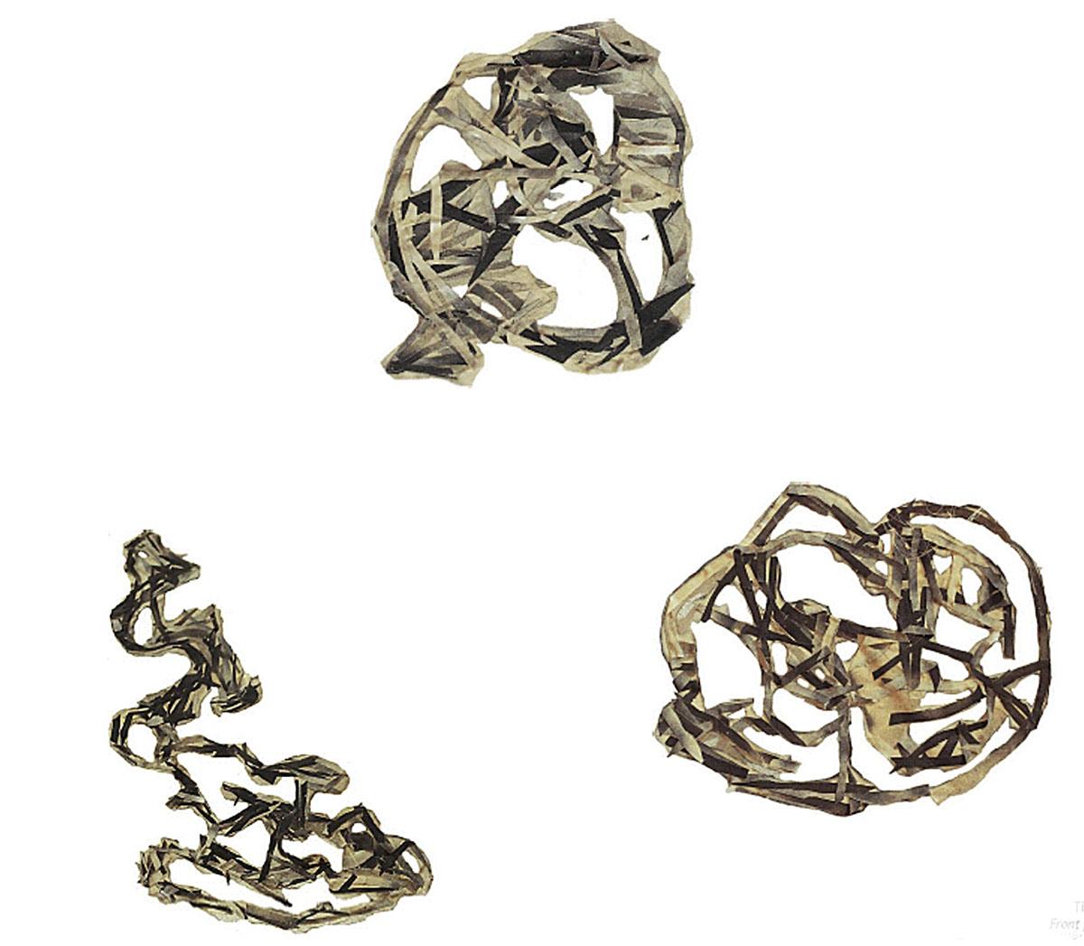 """""""Lebensstrukturen"""", 2004-5"""
