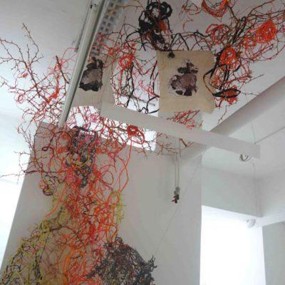 Jerusalem Thorn, Galerie Ursula Walter, Dresden 2016