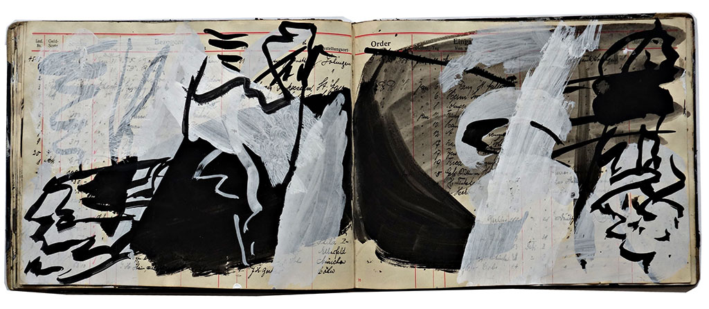Buch 5: Von weiß nach schwarz 1