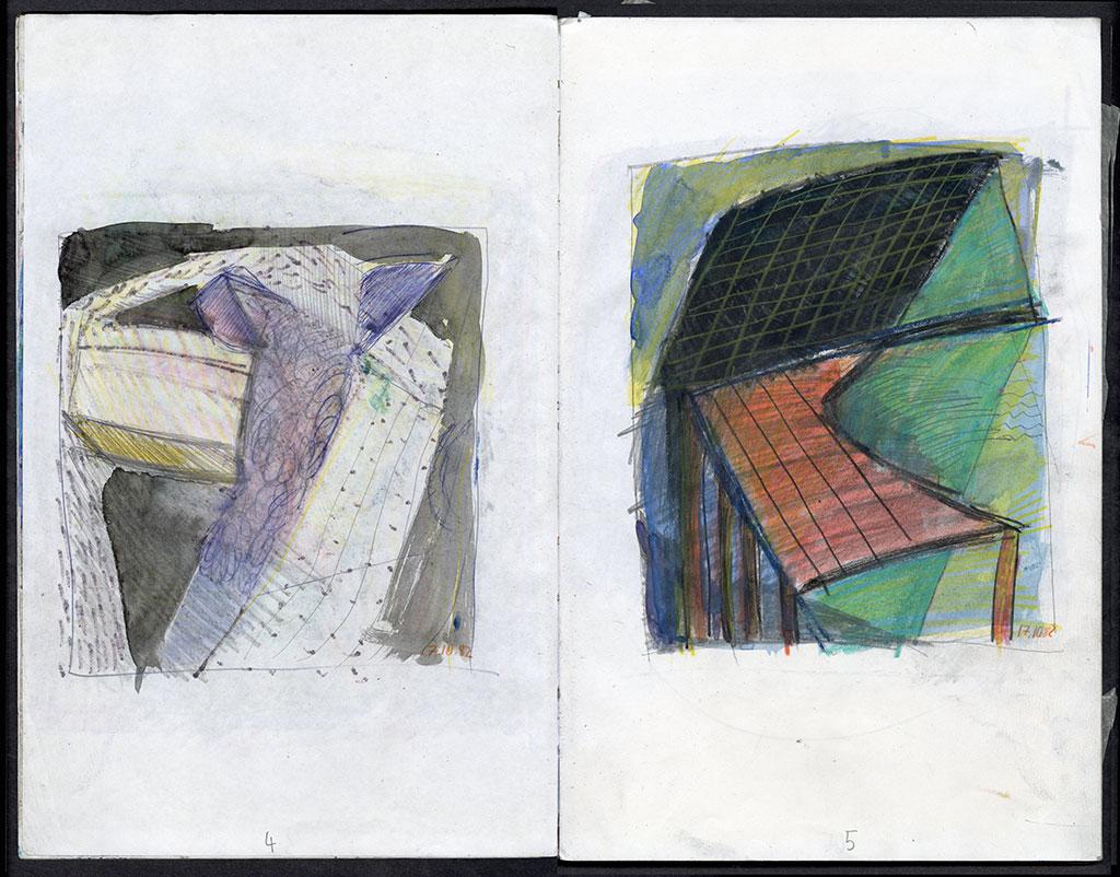 Buch 2: Schwebende Formen